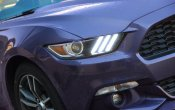 DRL-kit Ford Mustang positionsljus/blinkers
